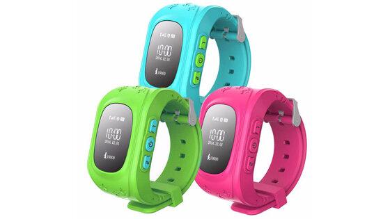 Phụ huynh yên tâm hơn với chiếc đồng hồ định vị thông minh GPS Y2