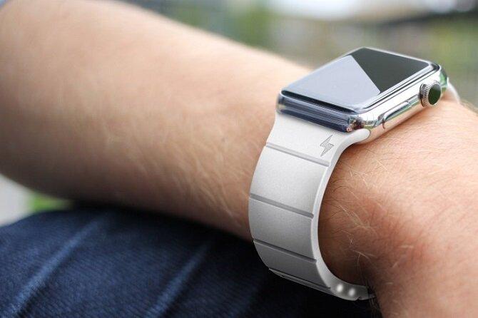 Phụ kiện Apple Watch giúp tăng thời lượng pin thêm 30 giờ