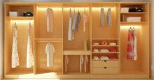 Phụ kiện tủ áo thông minh giúp ích gì cho tủ quần áo của mỗi gia đình