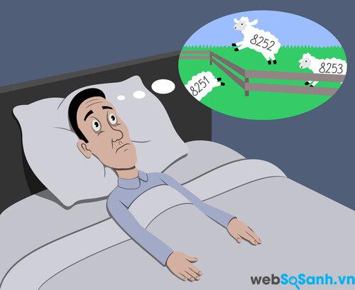 Phương pháp chữa trị chứng mất ngủ do các vấn đề tâm lý