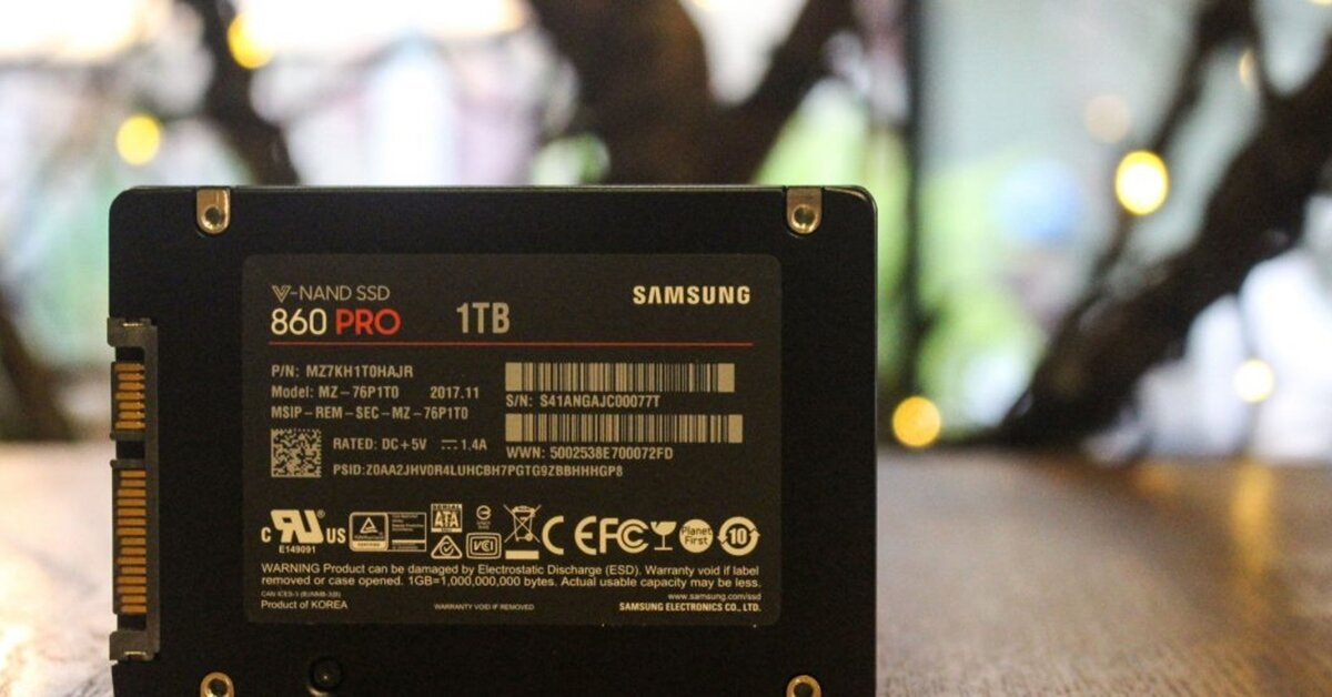 Phương pháp sử dụng ổ cứng SSD đúng cách, hiệu quả