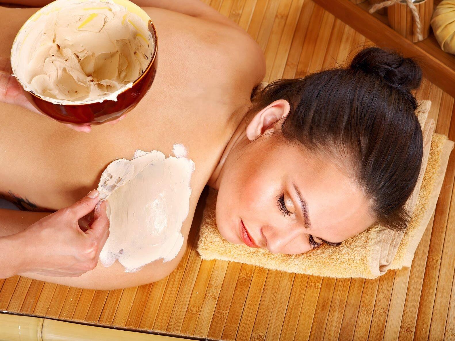 Phương pháp tắm trắng bằng sữa non và cám gạo