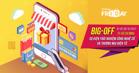 Đừng bỏ lỡ cơ hội gặp gỡ những ngôi sao hàng đầu và mua sắm thả ga tại Big off Online Friday 2017