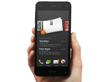 Pin Amazon Fire Phone khỏe hơn iPhone 5s rất nhiều
