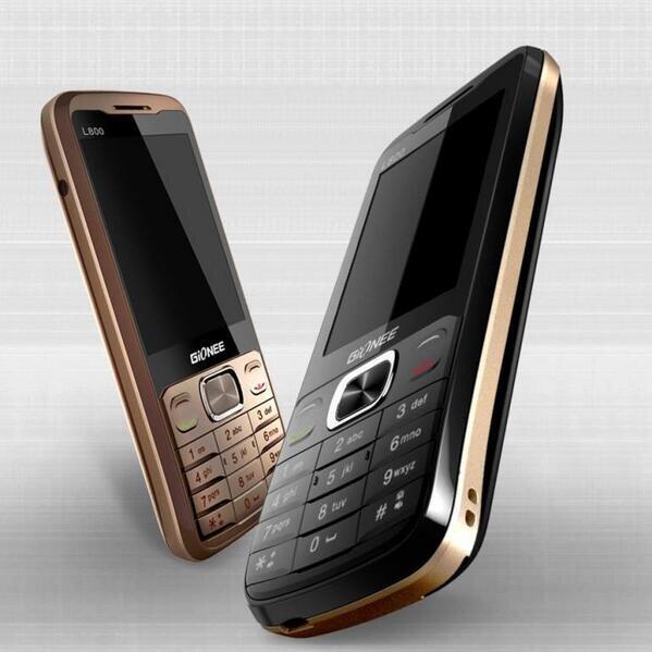 Pin trên điện thoại giá rẻ Gionee L800 thực sự chạy được trong bao lâu?