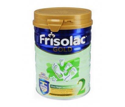 Sữa bột Frisolac Gold 2 - hộp 900g (dành cho trẻ từ 6 - 12 tháng)
