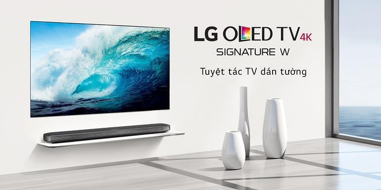 giá tivi OLED LG