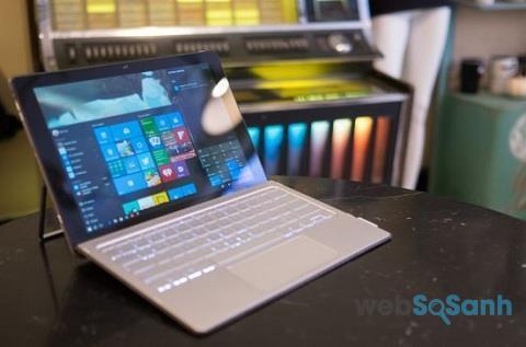 máy tính bảng window HP Spectre X2
