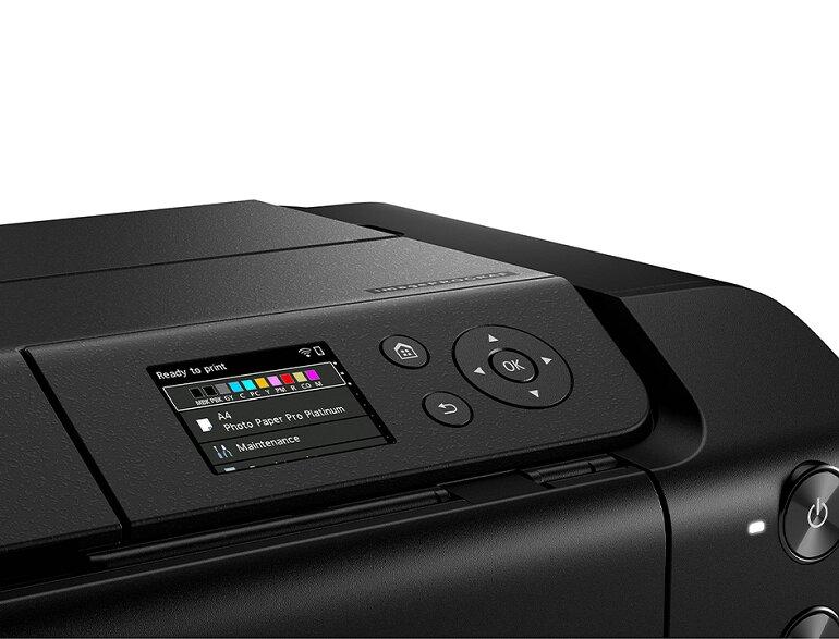 Khai thác tối đa từ máy in Canon imagePrograf Pro-300