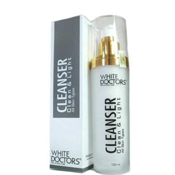 Sữa rửa mặt White Doctors Cleanser - 120ml
