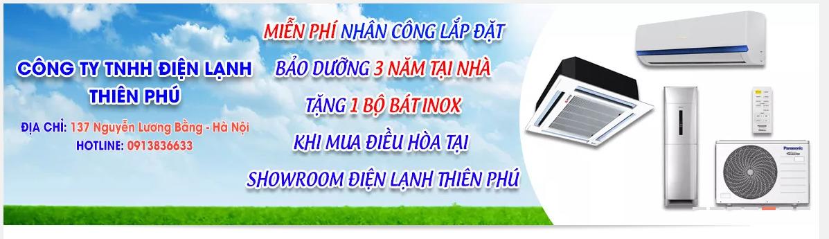 đại lý điều hòa panasonic chính hãng tại Hà Nội