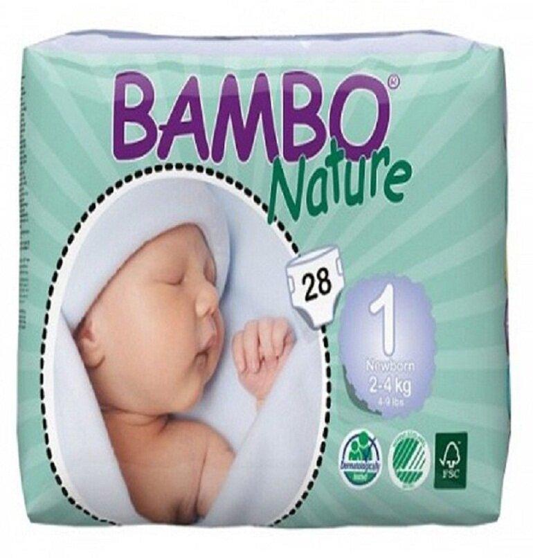 Tã dán Bambo Nature