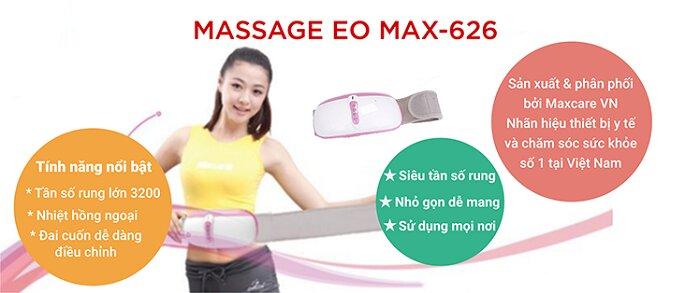 máy massage bụng nào tốt
