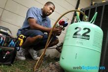 Lưu ý để tránh bị chặt chém khi bơm gas cho điều hòa