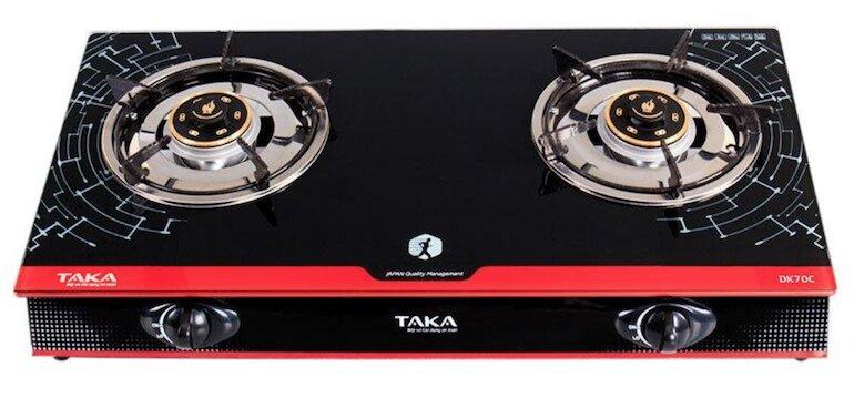 Bếp ga dương hồng ngoại Taka DK70C
