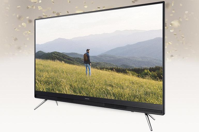 3 model smart tivi Samsung bán chạy nhất trong năm 2018
