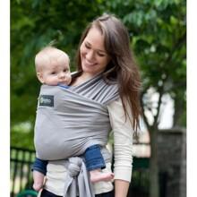 3 loại địu vải an toàn cho bé mà mẹ nên dùng