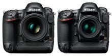 So sánh máy ảnh Nikon D4s với D4 – Chưa đủ vượt trội