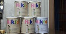 Sữa Hikid có thật sự giúp bé tăng chiều cao vượt trội ?