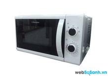 Đánh giá lò vi sóng cơ Electrolux EMM2009W