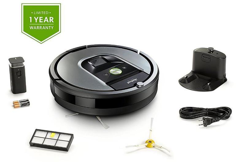 Review iRobot Roomba 960 - Robot hút bụi thông minh SIÊU TỐT cho các gia đình có thu nhập tầm trung và cao