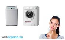 Nên chọn máy giặt sử dụng loại động cơ nào?