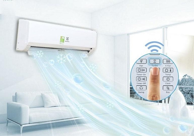 Một số chế độ làm lạnh nhanh trên điều hoà không khí bạn nên biết