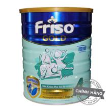 Bảng giá sữa bột Friso chính hãng trong tháng 8/2017
