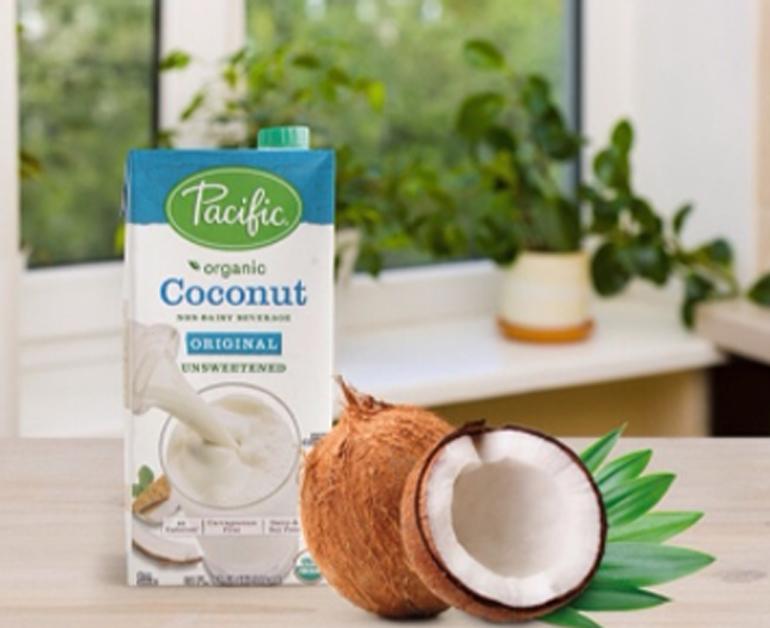 Sữa dừa organic Pacific - Giá tham khảo: 148.400 vnđ - 239.000 vnđ