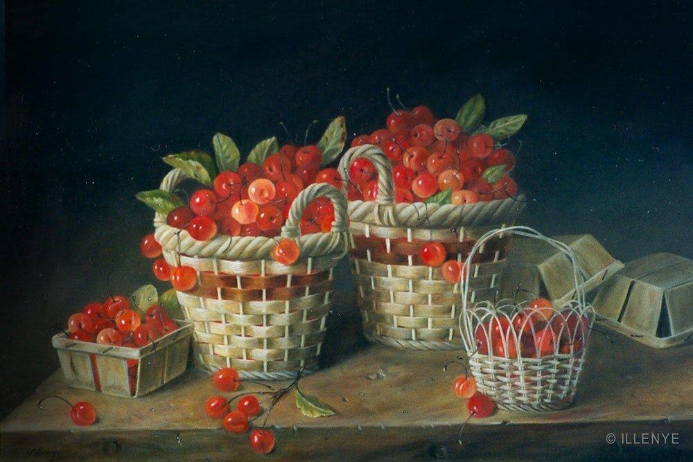 Trái cherry tươi bán ở đâu tphcm