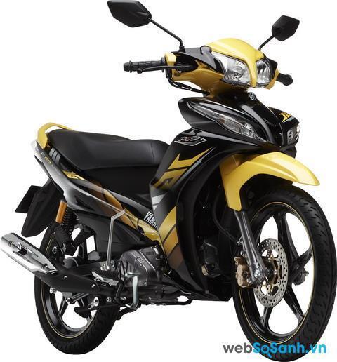 Mức giá của Yamaha Jupiter khá ổn nhưng không hề rẻ
