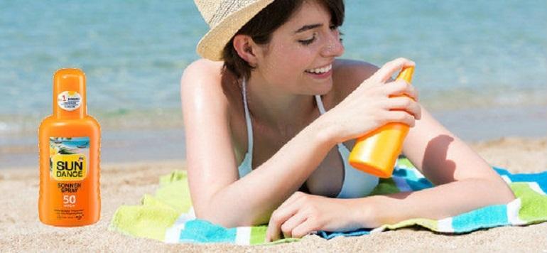 Review về 3 sản phẩm kem chống nắng Sundance phổ biến nhất