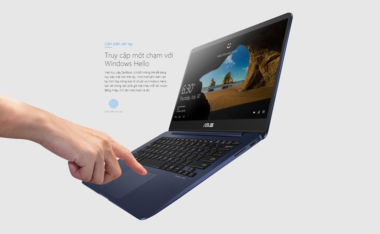 laptop asus zenbook ux430ua gv261t