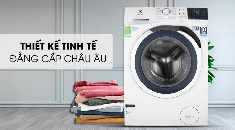 Top 5 máy giặt Electrolux 8kg inverter tốt nhất thị trường 2021 hiện nay