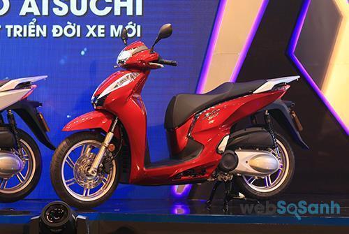 Giá Xe Máy Honda Sh300i 2017 Abs Tại Việt Nam Websosanhvn