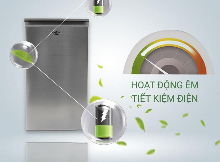 Tại sao nên mua tủ lạnh mini Beko về sử dụng ngay hôm nay ?