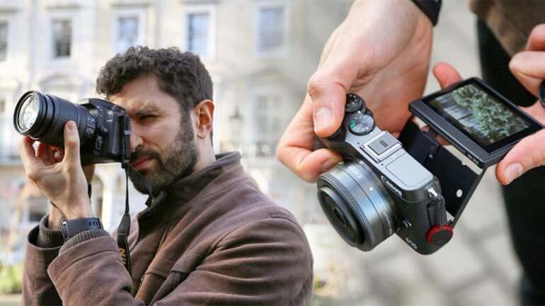 máy ảnh microles