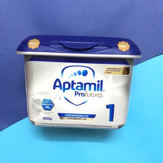 Sữa Aptamil bạc