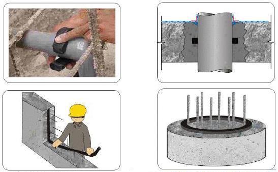 vật liệu chống thấm nước