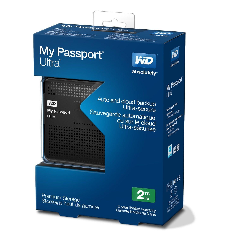 WD My Passport Portable