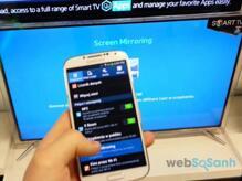 Tìm hiểu công nghệ kết nối Screen Mirroring trên tivi