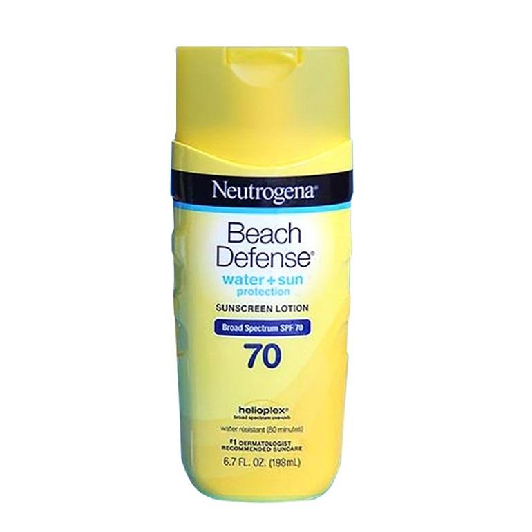 Kem chống nắng Neutrogena Beach Defense