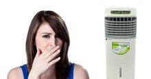 Quạt điều hòa có mùi tanh hôi là bị làm sao?