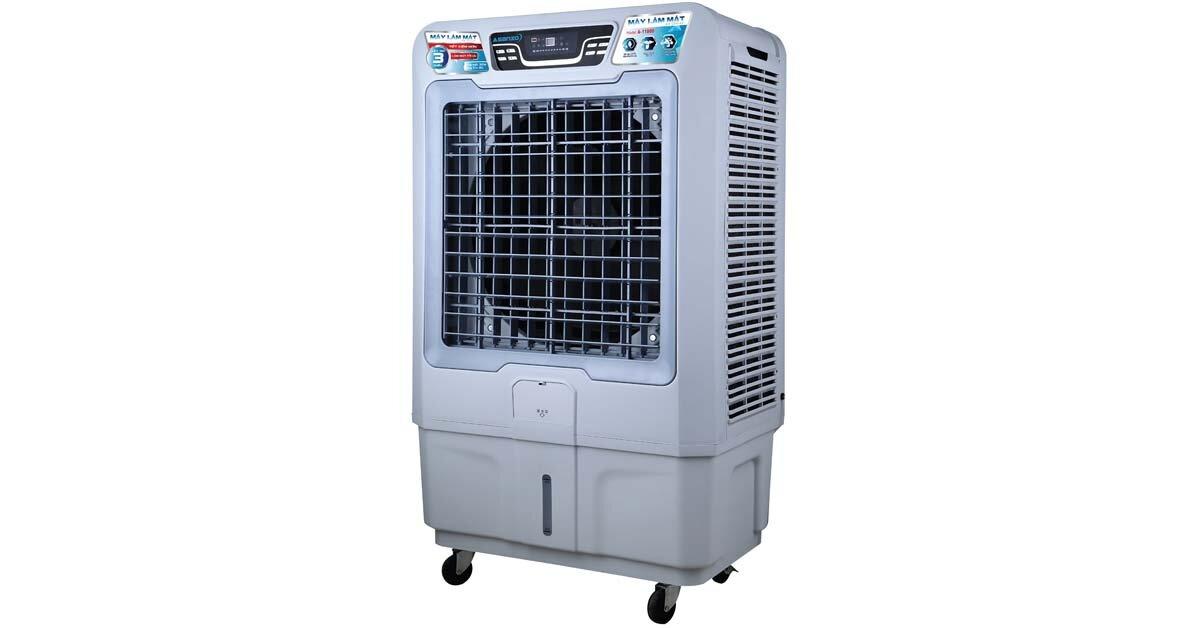 Quạt điều hòa không khí Asanzo A-11000: sự lựa chọn hàng đầu cho không gian rộng