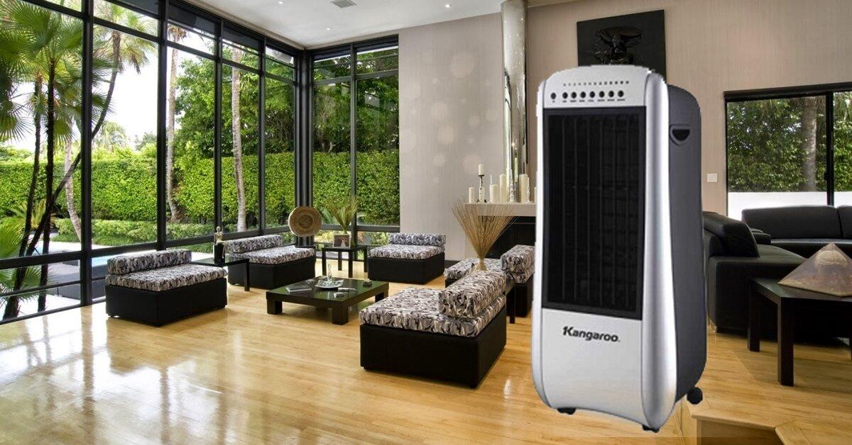 Quạt điều hòa không khí Kangaroo KG50F08 có những ưu điểm nào nổi bật? Giá bán bao nhiêu?