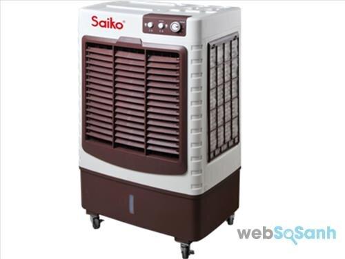 Quạt điều hòa Saiko EC-4500C có phù hợp cho gia đình bạn?