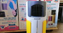 Quạt điều hòa Sunhouse có bền và tiết kiệm điện không ?