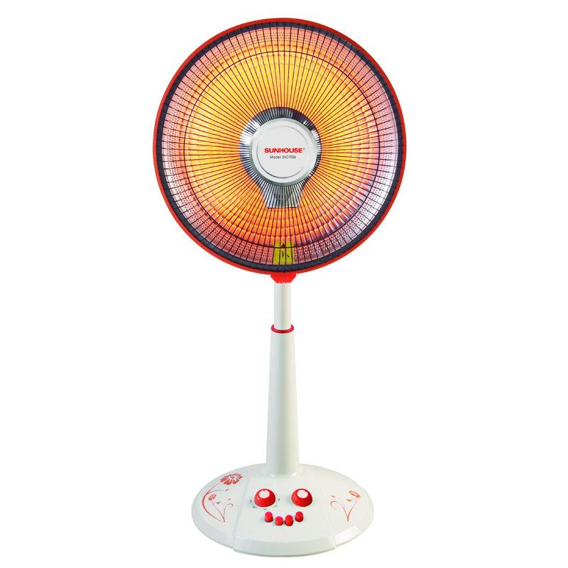 Quạt sưởi Sunhouse SHD7006 cho mùa đông ấm áp