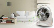 Quạt tích điện là gì? Nên mua quạt tích điện nào phòng những lúc mất điện?
