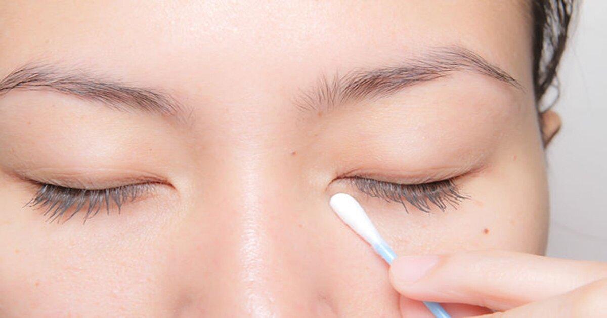 Quy tắc dưỡng da mắt chị em nào cũng cần biết